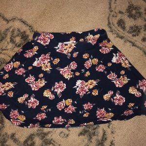 LA hearts skirt